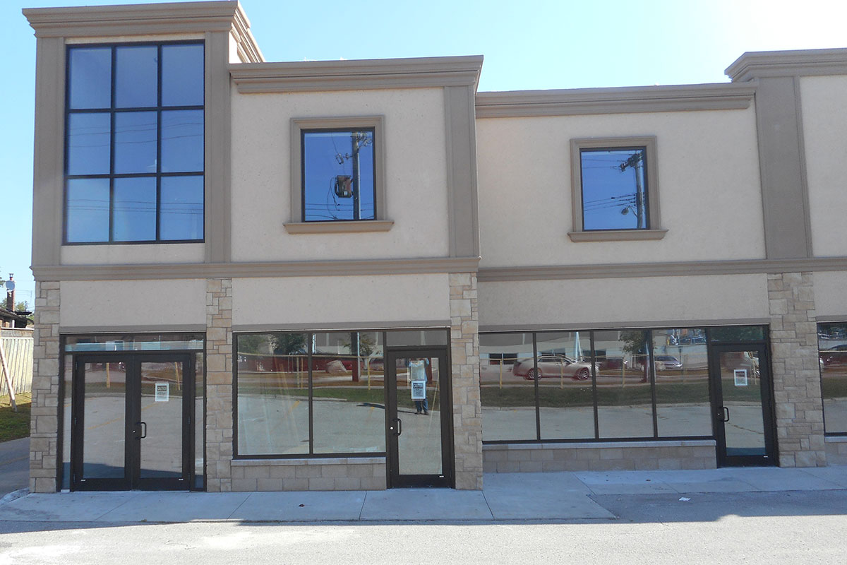 commercial windows