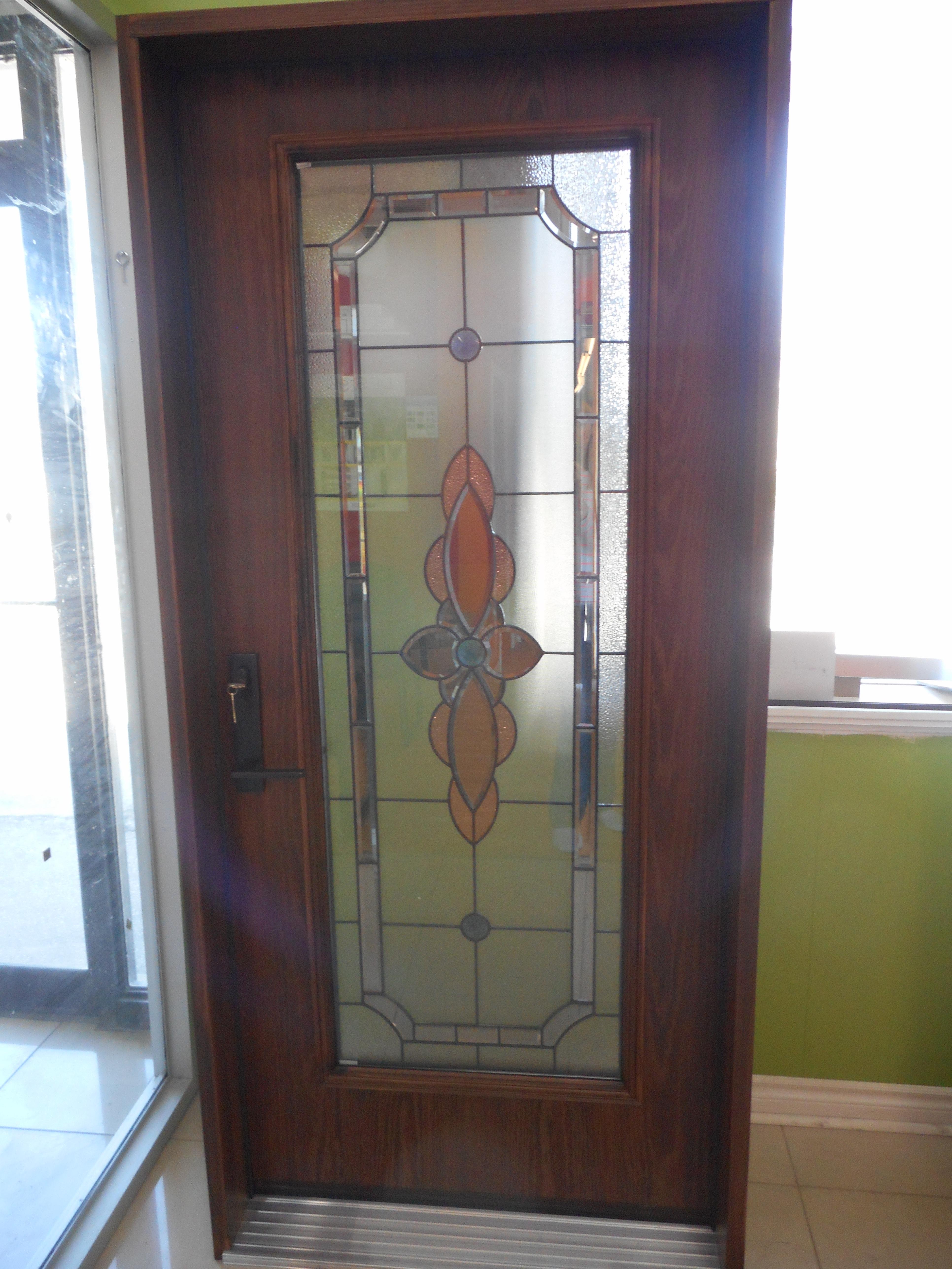 entry door fiberglass