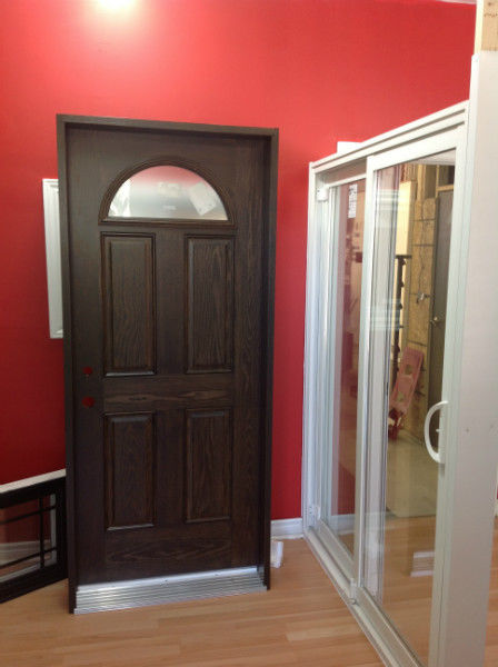Residential Aluminum Entrance Doors : Residential entry doors newcastle aluminum inc