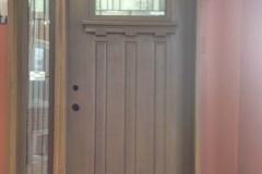 exterior fiberglass door glass sidelite