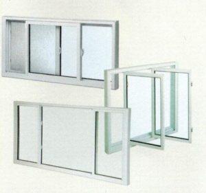 slider style window